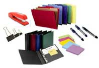 BUSINESS FORMS AND PROMOTIONAL GIVEAWAYS